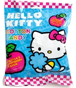 Hello Kitty Cotton Candy - Pink Vanilla & Blue Raspberry (Blue Bag)