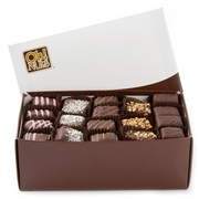 Passover Chocolate Truffle Oh! Nuts Gift Box