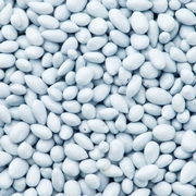 Pastel Blue Chocolate Covered Sunflower Seeds