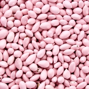 Pastel Pink Chocolate Covered Sunflower Seeds