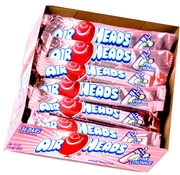 AirHeads Pink Lemonade Taffy Candy Bars - 36CT Box