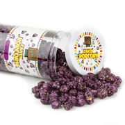 Purple Candy Coated Popcorn - Grape