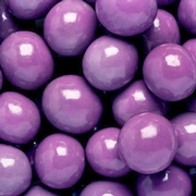 Purple Milk Chocolate Malt Balls