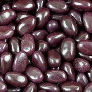 Teenee Beanee Purple Jelly Beans - Raspberry