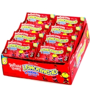 RedHead Lemonhead & Friends Mini Candy Balls - 24CT Case