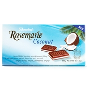 Rosemarie Milk Chocolate Bar
