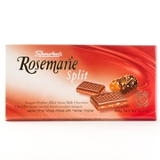 Rosemarie Split Milk Chocolate Bar