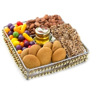 Rosh Hashanah Beaded Tray