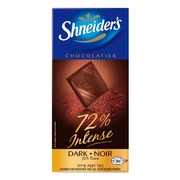 Shneider 72% Dark Chocolate