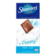 Shneider Milk Chocolate Bar