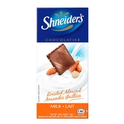 Shneider Milk Chocolate Bar With Almonds