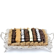 Silver Plated Chocolate Gift Tray