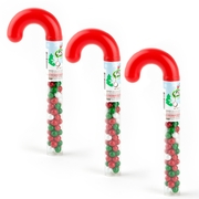 Sixlets Candy Cane -18CT Case