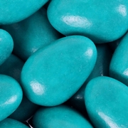 Teal Jordan Almonds