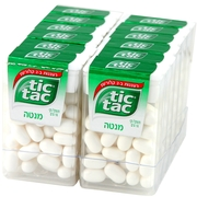 Tic Tac Mint Dispensers - 12CT