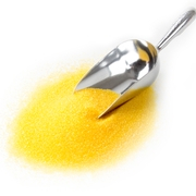 Yellow Sanding Sugar - 12 oz
