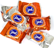 York Halloween Peppermint Pumpkins - 11 oz Bag