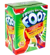 Fruit By The Foot - 42 Pc. Variety Pack