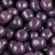 Purple Fruit Sours Candy Balls