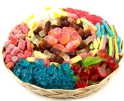 Gummy Wicker Gift Tray