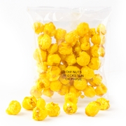 Yellow Candy Coated Popcorn Snack Pack - 12 Pack