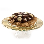 Gold Cake Stand - 10