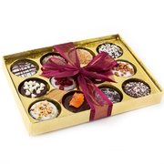 Chocolate Cookies Gift Box - 12CT