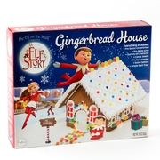 'An Elf Story' Gingerbread House Kit