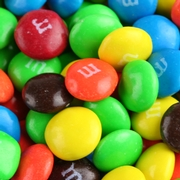 Assorted Rainbow M&M's Milk Chocolate Candy