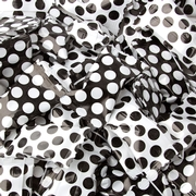 Black & White Dot Butter Mints