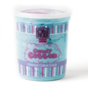 Blue Cotton Candy - Blue Raspberry