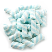 Blue Fruit Swirls Marshmallows - 8oz Bag