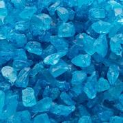 Blue Rock Candy Gems- Blue Raspberry