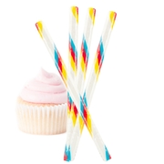 Cake Frosting Circus Candy Sticks