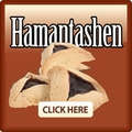 Hamantashen - Purim Cookies
