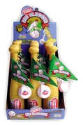 Big Slugger Baseball Bat with Gumballs - 12CT Box