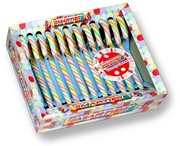 Smarties Assorted Candy Canes - 12CT Box