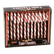 Cherry Candy Canes - 12CT Box