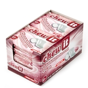 Cinnamon Chew It Sugar Free Gum Cinnamon - 12CT