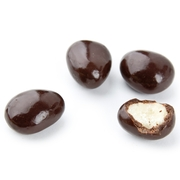 Chocolate Covered Marzipan Balls