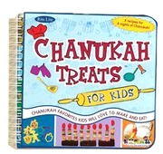 Chanukah Treats For Kids Cookbook