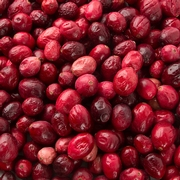 Freeze Dried Cranberries - 2oz Bag