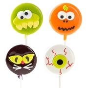 Halloween Lil'Pops - 4 Pack