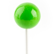 Giant Jawbreaker Lollipops - Green