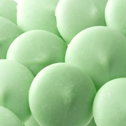 Light Green Melting Chocolate Wafers