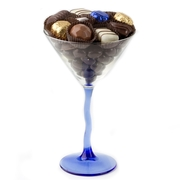 utterfly Martini Glass