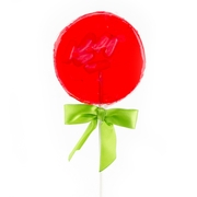 Mike & Ike Cherry Lollipop