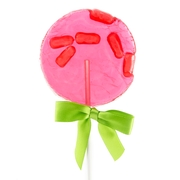 Mike & Ike Strawberry Lollipop