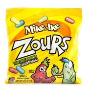 Mike & Ike Jelly  Zours Candy - 36CT