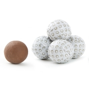 Milk Chocolate Sport Golf Balls